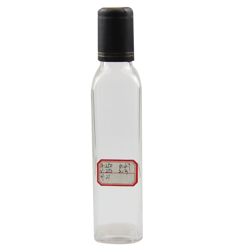 sauce bottle olive oil bottle