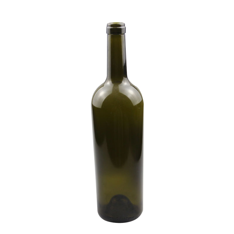 brown red wine bottle wholesale factory