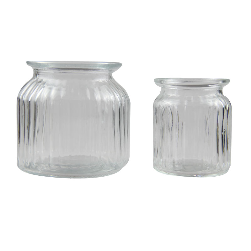 Food Spice Kitchen Storage Container Glass Jar