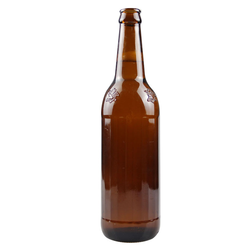 brown amber glass beer bottle wholesale