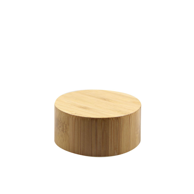 wood lid for water bottle