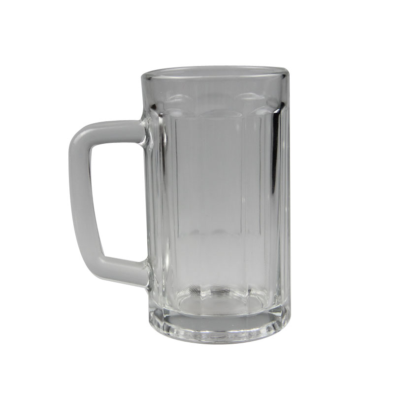 Beer cup with handle