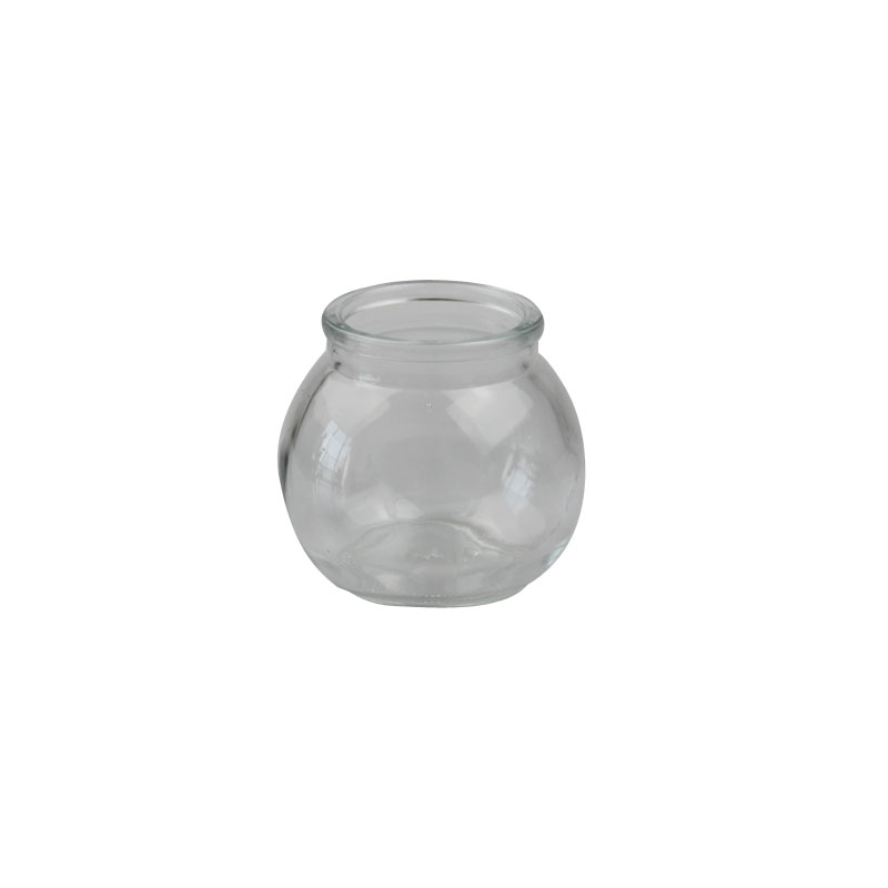 China Factory Wholesale  Candy Glass Jar