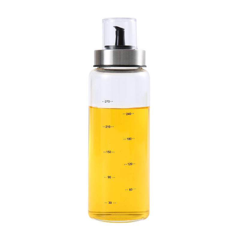 Borosilicate olive oil bottle to USA