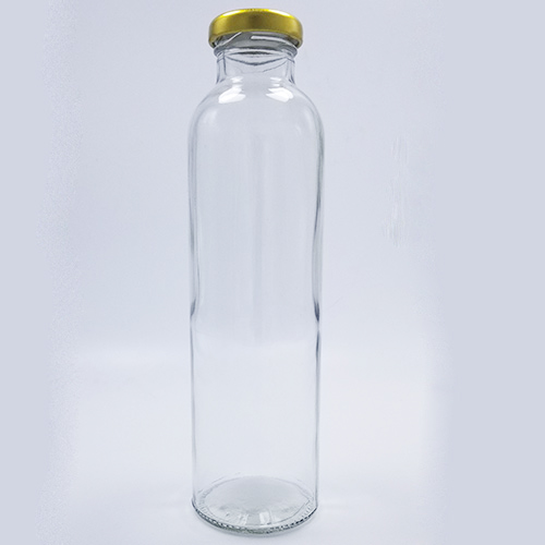 500ml soft drink glass bottle manufacture