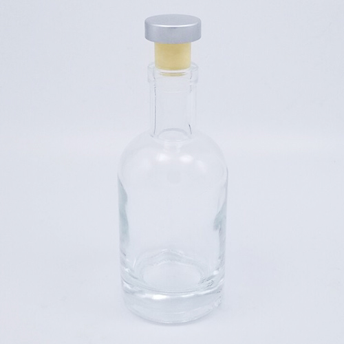 Whisky Glass Bottle high quality wholesale 250ml