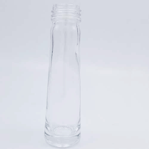 cosmetic glass bottle manufacture in the word