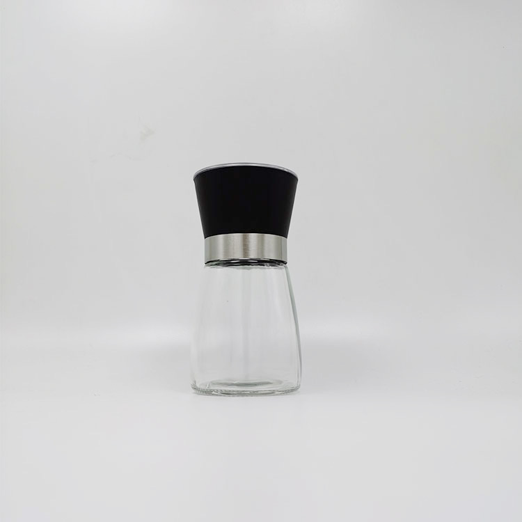 factory made black caremic core pepper mill wholesale